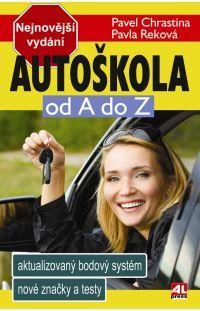Autoškola od A do Z - nejnovější vydání #alpress #hobby #autoškola #knihy