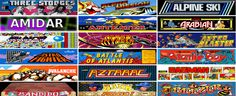 900 Arcade Console Games Come To The Browser