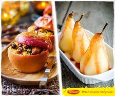 Jabłka czy gruszki? Na które macie większy apetyt?