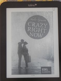 Crazy Right Now von Skylar Grayson Ebook 79 Seiten (Printausgabe) Edel Elements Verlag erschienen: 4. Mai 2017 Band 2 der Crazy Reihe Meine Rezension Das Cover ist in Flieder Tönen gehalten. Auf ei…