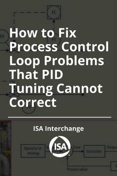 In many instances, no amount of adjustment of the proportional-integral-derivative (PID) parameters will make the loop behave as desired. When tuning fails, it is time to look outside the PID for a solution. Control Engineering, Electrical Engineering, Systems Engineering, Process Control, Control System, Balancing Robot, Pid Controller, Plc Programming, Machine Design