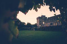 St Donats Castle at dusk | Martin Phillips