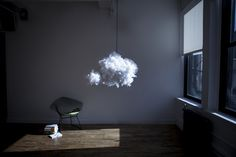 Cloud Lamp by Richard Clarkson | Inspirationist