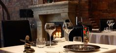 For excellent food, and the experience of a 10 course tasting menu coupled with the wine, visit Europea Restaurant at 1227 Rue de la Montagne. Montreal Travel, Old Montreal, Montreal Quebec, Dinner Places, Fresh Market, Canada, Tasting Menu, Great Restaurants, Victorian Homes