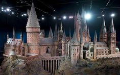 the harry potter film set england | ... familiar wizardry found at the Harry Potter Studio Tour in Leavesden
