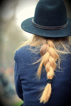 Hat & braid