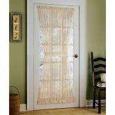 cortina para puerta ventana