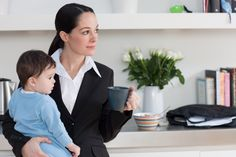 Should you be a working mom? Inside or outside the home? Stay at home mom? A clinical psychologist shows us the answers. (Hint: There isn't one.)