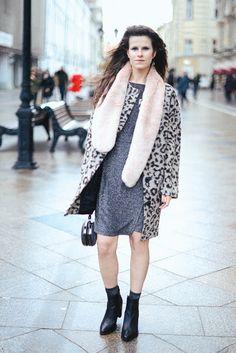 Fox in Vogue: So retro? Vogue Fashion, Fox, Retro, Retro Illustration, Foxes