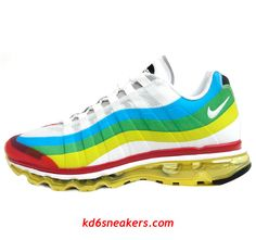 Nike Air Max+ 95 BB Olympic five rings Running shoes
