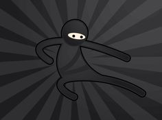 Create a Simple Vector Ninja Character in Illustrator