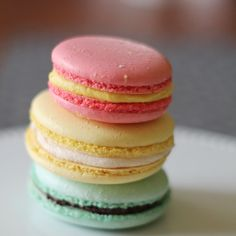 Tips and tricks for the perfect macaron