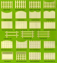 wooden fence gates designs | Wood fence Blog. Custom FenceWorks. | BlueFlag Fence Co. Custom Wood ...