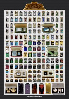 Image issue du site Web http://www.vintage-evans-and-classic-cigarette-lighters.com/images/vladsbook/Poster_21x30cm_website.jpg