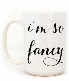 fancy mug Holiday Gifts, Holiday Fun, Im So Fancy, Food Hacks, Food Tips, Great Gifts, Gadgets, Sweet Home, Mugs