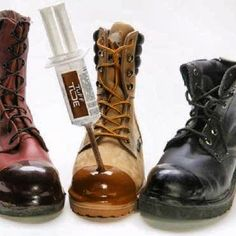 873363ee85e (Tan) TUFF TOE Original Formula Work Boot Toe Protection   Repair