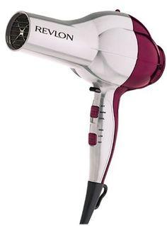 $14.99-$14.99 Revlon RV408 1875 Watt Full-Size Turbo Dryer, Black ...