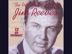 Jim Reeves Just Out Of Reach lyrics & video : Love that runs away from me dreams that just won't let me be Blues that keep on botherin' me chains that just won't set me free To. Country Music Videos, Country Music Stars, Country Songs, Classic Singers, Jim Reeves, Country Hits, 100 Songs, Bluegrass Music, My Favorite Music