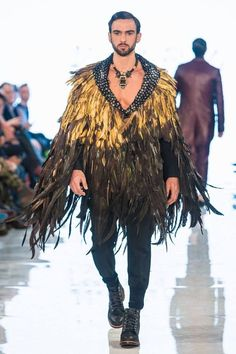 Kenneth Barlis Fall/Winter 2016 - Toronto Men's Fashion Week