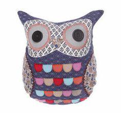 Owl cushion.Love it!
