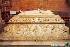 Domenico Fancelli  Sepulcro del Infante Juan (h. 1511-13). Mármol.
