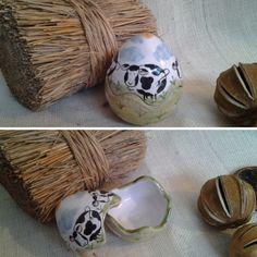 #uovodipasqua #decoratoamano #artigianato #ceramica da personalizzare richiedi la tua qui e sarai ricontattato da Ceramiche il Girasole #associazioneilgirasole