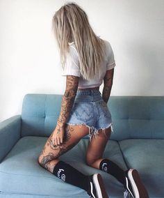"3,134 Likes, 7 Comments - Tattoos (@tattoos_of_insta) on Instagram: ""#girlswithink @braady """