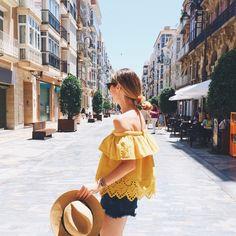 Mediterranean Getaway Instagram Roundup – What I Wore | LivvyLand|Austin Fashion & Style Blog by Olivia Watson