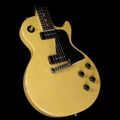 1957 Gibson Les Paul Special Electric Guitar TV Yellow