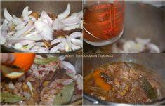 Κοτόπουλο στην κατσαρόλα με σάλτσα κρεμμυδιών - cretangastronomy.gr