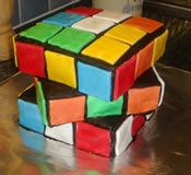 Pimp That Snack - The Rubik Cake - 1