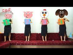 YouTube Farm Nursery, Kids Nursery Rhymes, Rhymes For Kids, Mcdonalds, Softies, Future Travel, Flower Earrings, Feng Shui, Children