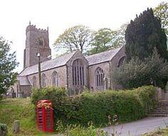 Church of  St James the Great St Kew/Port Wenn-Doc Martin, North Cornwall