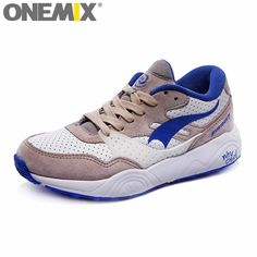 46.34$  Watch now - http://alinwg.shopchina.info/go.php?t=32749046604 - onemix Classic Running Shoes for Men Breathable Walking Outdoor Sneaker Women Lady Trainers Prevent Sideslip Nice Sports Shoes 46.34$ #buyininternet