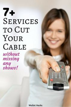 7 Best Online Streaming Options Cheaper Than Cable Cutting your cable doesn't have to mean giving up your favorite shows, you can still get them without the massive cable bill — see all the great online options! Ways To Save Money, Money Tips, Money Saving Tips, Money Hacks, Money Budget, Managing Money, Cable Tv Alternatives, Cable Options, Tv Options