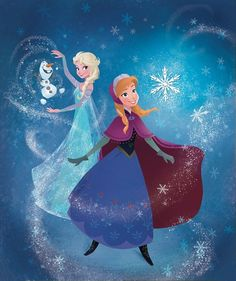 A true work of heart.  (: Disney Golden Books) #FROZEN #ELSA #ANNA #OLAF #KRISTOFF