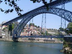 Puentes de #Oporto Ponte de D. Luís I