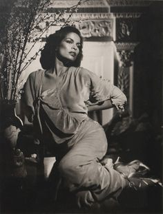Bid now on Bianca Jagger as Jean Harlow, Los Angeles by George Hurrell. View a wide Variety of artworks by George Hurrell, now available for sale on artnet Auctions. Bianca Jagger, Mick Jagger, Charlotte Rampling, Alexa Chung, Twiggy, Divas, George Hurrell, Beautiful People, Beautiful Women