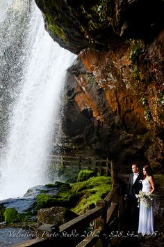 Love is in the Air @ Dry Falls Highlands NC
