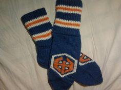 Tappara <3 Gloves, Socks, Knitting, Crochet, Winter, Fashion, Winter Time, Moda, Tricot