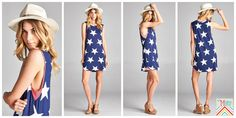 The Red, White, & Cute Dress