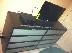 ikea hopen 8 drawers dresser assembled in Springfield Virginia by Furniture assembly experts company - call Ikea Hopen, Springfield Virginia, 8 Drawer Dresser, Best Ikea, Furniture Assembly, Ikea Furniture, Ikea Hack, George Washington, Washington Dc