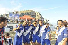 #SupercoppaEnel: Alla fine nel #beach soccer come nel calcio vince sempre il gruppo