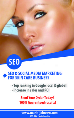 seo for skin care clinics and plastic surgery