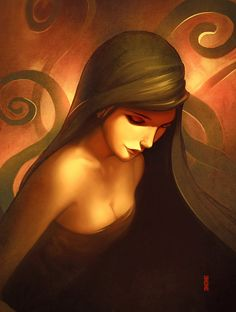 Exquisite Illustrations by Rhads