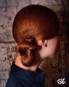 Fall/Winter Fashion Week. Hair by Bb. Stylist Sabrina Michals. #fashionweek #fashion #hair #bumbleandbumble #style