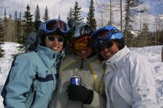 Ladies love ripping it up at Crested Butte Mountain Resort!
