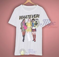 Like and Share if you want this  Whatever Clueless Classic Movie T Shirt     Whatever Clueless Classic Movie T Shirt Available Size S-2Xl.   MPCTeeHouse made and sale premium t shirt gift for him or her. I use only quality shirts such as Fruit of the Loom or Gildan. The process used to make the shirt is the latest in ink to garment ...    Tag a friend who would love this!     FREE Shipping Worldwide     Get it here…