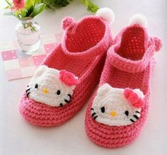 Click to view pattern for - Cute shoes