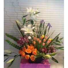 Dilo con flores